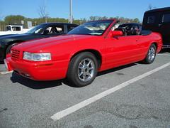 2002 Cadillac Eldorado ETC Convertible by Coach Builders (splattergraphics) Tags: 2002 convertible cadillac eldorado etc carshow burtonsvillemd coachbuilders churchoftheholydonut