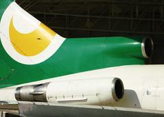 The Classic Trijet (Antnio A. Huergo de Carvalho) Tags: rio airplane aircraft aviation cargo boeing avio aviao 727 trijet b727 b727200 727200 727200f priod jt8d b727200f trijato riolinhasareas riocargo aviaocargueira