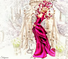 Sabrymoon wearing K E L I N I  Haute Couture The Queen (Two Too Fashion) Tags: sexy fashion style sensual event secondlife hautecouture stylish elegance highfashion fashiondress longgown secondlifemodel elegantdress elegantgown fashiongown kelinihautecouture kelini missvirtuallatinoamerica kelinithequeen thequeendress winnermissvirtuallatinoamerica
