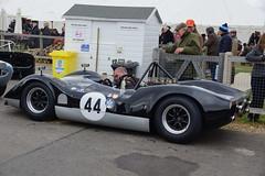 McLaren-Chevrolet M1A 1965, Bruce McLaren Trophy, 74th Members' Meeting (2) (f1jherbert) Tags: sony meeting motor alpha circuit goodwood 65 members 74th a65