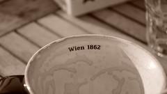 Wien 1862 (Ginko Triloba) Tags: bw monochrome sepia slovenia piran slovenija pirano