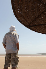 Essaouira beach (nyoz_fr) Tags: travel mountains cat morroco maroc atlas