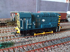 08759 FMZZ (bescotbeast) Tags: hobby bachmann britishrail pastime modelrailway jocko 00gauge speedlink class08 railfreight bescot londonmidlandregion 08759 pendefordsidings fmzz