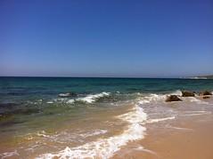 Valdevaqueros. Tarifa. (Cdiz) (feliciaruss0) Tags: oleaje playa arena cadiz turismo tarifa relieve ocanoatlntico sedimentos orografa hidrologa geografafsica