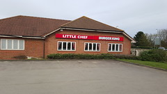 Little Chef - Bicester (Oliver and Kevin's Road to Nowhere) Tags: burgerking current a41 littlechef bicester