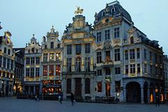 Grand Place (Grote Markt) (honeylotus) Tags: brussels belgium belgique belgie grandplace baroque brussel grotemarkt