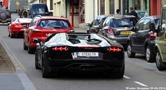 Lamborghini Aventador (XBXG) Tags: auto italy holland netherlands car de spider italian automobile italia nederland convertible super voiture spyder lp stealth lamborghini cabrio paysbas supercar italie aan limburg valkenburg itali roadster targa cabriolet v12 geul italienne 7004 aventador lp7004 lamborghiniaventador