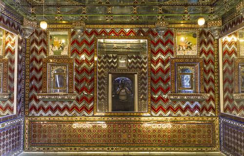 City Palace - Spiegelraum