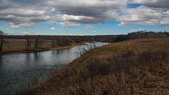 Almost Spring (ken.sparks33) Tags: canada calgary clouds alberta bowriver fishcreekpark