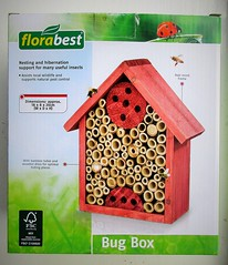 Bug Box (Eire's Gorgeous Golden Gorse representative) Tags: insect wooden box indoor hibernation bughouse pollinator canonixus170 2016onephotoeachday