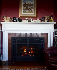 Comfort (Harry Lipson) Tags: fire fireplace warmth hearth comfort firelight harrylipsoniii harrylipson hearthlight