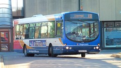Stagecoach 21236 - MX05 CKK (North West Transport Photos) Tags: bus liverpool eclipse volvo first chester wright b7 stagecoach x8 firstbus ellesmereport wrightbus 21236 volvob7rle b7rle 66877 wrighteclipseurban mx05ckk stagecoachmerseysideandsouthlancashire stagecoachchester stagecoachwirral ellesmereportbusstation