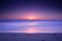 Sunset at Pacific Beach, San Diego (Samd7000) Tags: ocean california sunset sea sky usa sun seascape beach water nikon waterfront sandiego outdoor shore d810 tokina2035mmf35