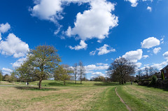Platt Fields Sky (kh1234567890) Tags: pentax fisheye 8mm samyang8mmf35 k5ii