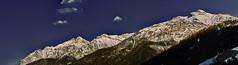 Bild auf das Panorama von Neustift im Tirol (damianschaerer) Tags: schnee panorama tirol sterreich europa outdoor berge alpen gletscher wald hdr tal gipfel neustift