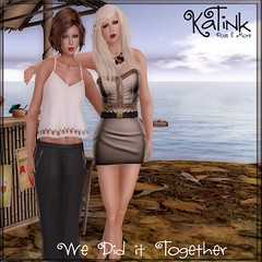 KaTink - We Did it Together (Marit (Owner of KaTink)) Tags: photography sl secondlife 60l my60lsecretsale annemaritjarvinen 60lsales 60lsalesinnc