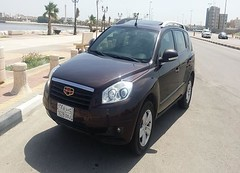 Geely - EMGRAND EC 718-RV - 2014  (saudi-top-cars) Tags:
