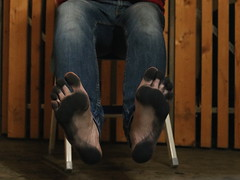 dirty party feet 565 (dirtyfeet6811) Tags: feet barefoot soles dirtyfeet dirtysoles blacksoles