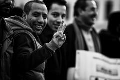 . (Thorsten Strasas) Tags: usa berlin de deutschland war flag rally protest brandenburggate yemen brandenburgertor mitte saudiarabia fahne flagge kundgebung victims schwarzweis jemen yemenites jemeniten yemeniten