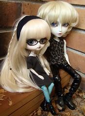Delirio y Liam (Lunalila1) Tags: modern doll nosferatu dal pale liam groove sesion lyla horner delirio enok taeyang junplaning