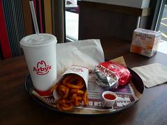 Arby's, Fields Ertel Rd, Cincinnati, OH (23) (Ryan busman_49) Tags: new ohio food restaurant cincinnati arbys rebuilt renovated