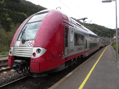 CFL Trainset N° 2206.