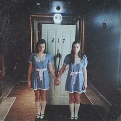 Redrum (fawnofbellona) Tags: halloween twins northcarolina creepy theshining vsco vscocam