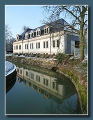 Kurpark, Bad Mondorf (Luxemburg) (p_jp55 (Jean-Paul)) Tags: reflection reflet luxembourg spiegelung luxemburg gander kurpark ltzebuerg spagardens mondorflesbains badmondorf munneref albaach