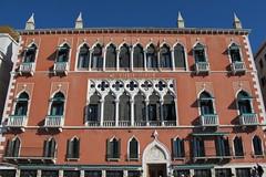 Htel Danieli - Riva degli Schiavoni, Venise (Yvette Gauthier) Tags: architecture venise venezia italie htel rivadeglischiavoni renaudcamus journaldunvoyageenfrance page234