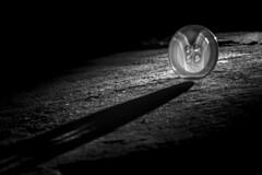 When buttons dream... (Clive Adgo) Tags: lighting blackandwhite macro slr shadows buttons dream button sureal dreamscape buttonshadow canon60d macromondays macrobutton