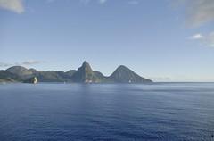 St Lucia Pitons (marcel_rehorst) Tags: vacation england italy france netherlands work germany island belgium south korea monaco virgin enjoy british caribean traval