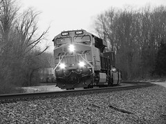 Norfolk Southern Chicago Line / MP 474 Eastbound (codeeightythree) Tags: otis ns indiana bnsf norfolksouthern chicagoline norfolksouthernrailroad otisindiana norfolksouthernchicagoline