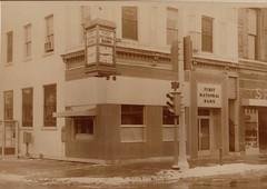 First National Bank, Modernized Exterior