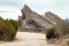 Rock And Road (KeithJ) Tags: california road park rock outdoor vasquezrocks losangelescounty