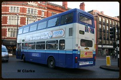 2894 ((Stop) The Clocks) Tags: winter wolverhampton twm mcw 2894 wmt mcwmetrobus travelcoventry wmpte c894fon