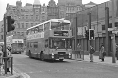Manchester in Liverpool B101SJA (matt.oxon) Tags: bus liverpool manchester greater northern whitechapel leyland counties wigan olympian gmpte 3101 gmbuses b101sja