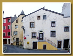 Moselstädtchen Remich (Luxemburg) (p_jp55 (Jean-Paul)) Tags: luxembourg altstadt luxemburg saarlorlux remich lëtzebuerg réimech moselstädtchen ruewenkel