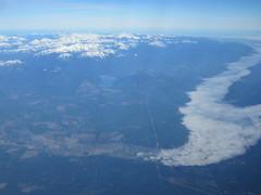 160209-river-of-fog-mountain-range-pnw (zverina.com) Tags: fog flying foggy aerial