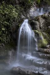 Calcareous falls (ramosblancor) Tags: naturaleza nature mxico waterfall shapes images geology formas imgenes hotsprings hidalgo cascada calcareous aguastermales largaexposicin longexposition geologa calcreo grutasdeltolantongo