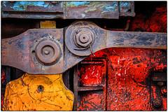 Color & Iron (delpax) Tags: fuji fujinon 290 xt1 delpax indusriemuseumbrandenburg