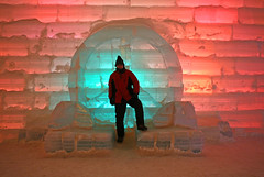 (Jean Arf) Tags: winter snow ice palace kerry february adirondack adk wintercarnival saranaclake 2015