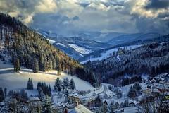 Muggenbrunn (Tria-media_Sven) Tags: travel schnee snow nature landscape bestof landschaft weiss schwarzwald blackforest weis flickrchallengegroup flickrchallengewinner muggenbrunn canoneos5dmarkiii