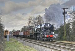 34053. On freight . (Alan Burkwood) Tags: steam locomotive sr freight quorn gcr bulleid 34053 sirkeithpark