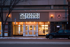 21/365 (Leanne Yang) Tags: logo design edmonton january cycle avenue whyte 2016 yeg