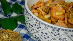 Wurstsalat (Florian Maucher) Tags: salad sausage tabletop vesper brotzeit wurstsalat foodphotographie