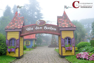 Vila - Canela - RS - Brasil