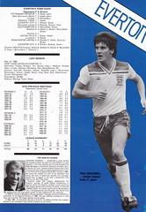 West Ham United vs Everton - 1984 - Page 13 (The Sky Strikers) Tags: park west hammer canon one official kodak united ham division league programme upton everton