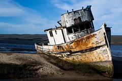 DSC_4658 (dave_dubyah) Tags: california color nikon ship bluesky shipwreck pointreyes tamron inverness hwy1 2470 d3100