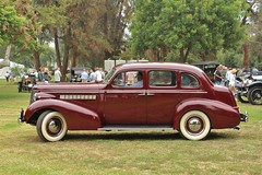 5th Annual San Marino Motor Classic (USautos98) Tags: sedan buick 41 1937