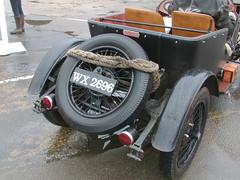 1930 Standard LWB Tourer (RoyCCCCC) Tags: standard vscc brooklands